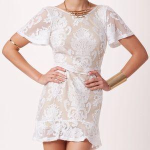 For Love & Lemons San Marcos Mini Dress